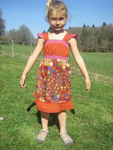 robe enfant athnique