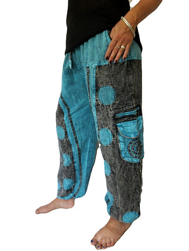 Pantalon Stonewash