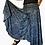 pantalon ethnique gris