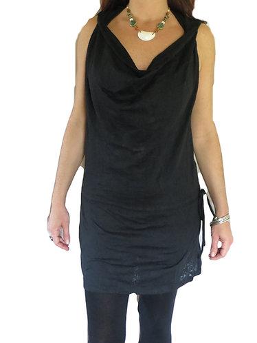 robe teufeur noire