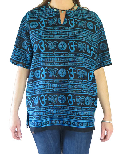 chemise ethnique homme