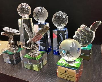 2018 Banners' Achiever Award Presentatio