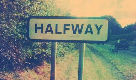 November 15th, NaNoWriMo's Half Way Point!