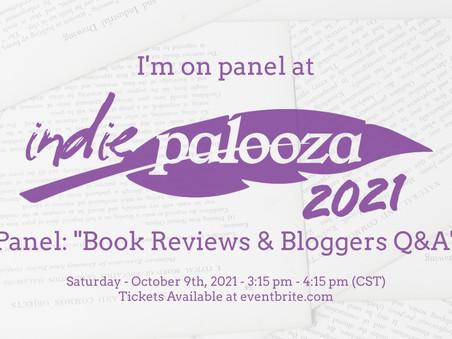 I'm on Panel at Indiepalooza!