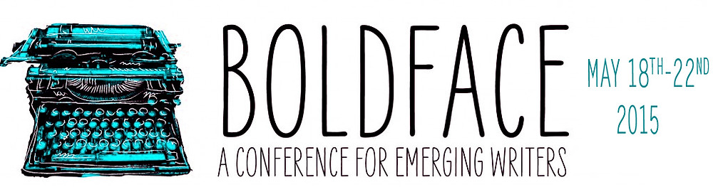 The Banner of Boldface: A Conference For Emerging Writers
