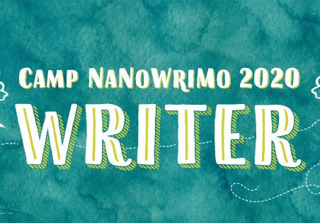 Camp NaNoWriMo: April 2020
