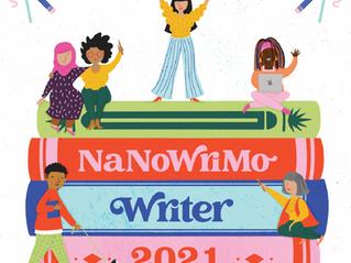 NaNo Prep: Make it Official