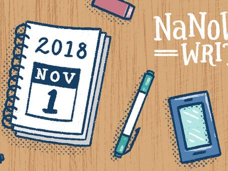NaNoWriMo Prep: Being a NaNoWriMo Writer