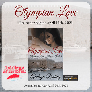 Olympian Love - Promotional Materials