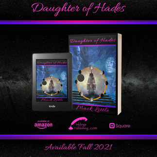 Daughters of Hades - Announcement Card