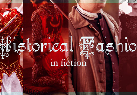 Historical Fashion in Fiction