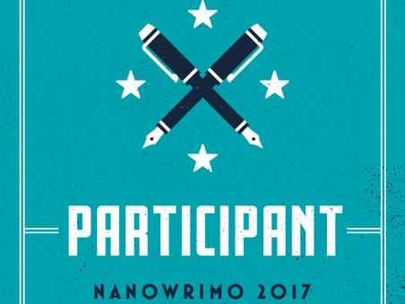 NaNoWriMo Prep: Before You Start