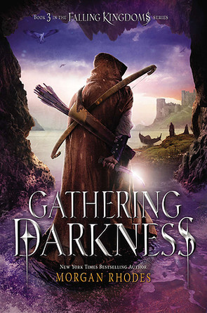 """Review: """"Gathering Darkness"""" by Morgan Rhodes"""