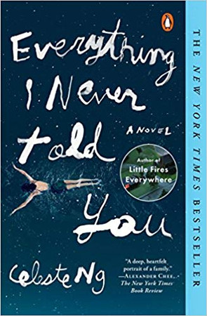 """Book Review: """"Everything I Never Told You"""" by Celeste NG"""