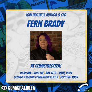 Comicpalooza - Fern Brady