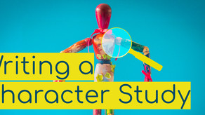 Writing a Character Study