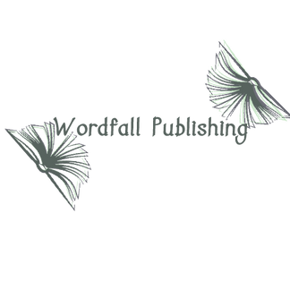 Wordfall Publishing Logo & Website Desig