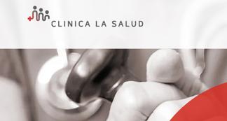 Clinica La Salud Website Redesign
