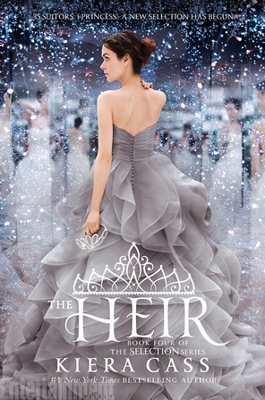 "Review: ""The Heir"" by Kiera Cass"