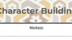 Character Building Workbook