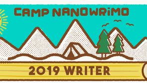 Camp NaNoWriMo 2019