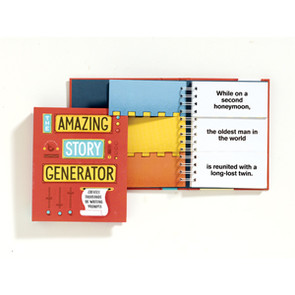 The Truly Amazing Story Generators