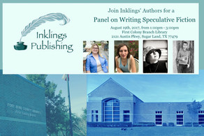Panel: Writing Speculative Fiction
