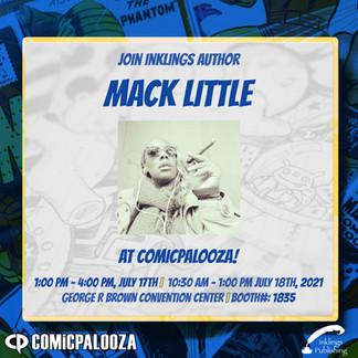 Comicpalooza - Mack Little