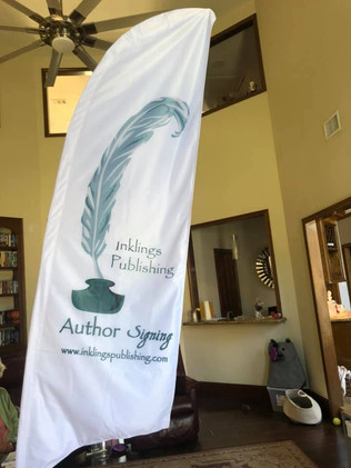 Event Flag - Inklings Publishing