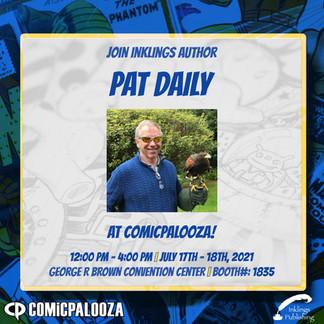 Comicpalooza - Pat Daily