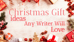 Christmas Gift Ideas Any Writer Will Love