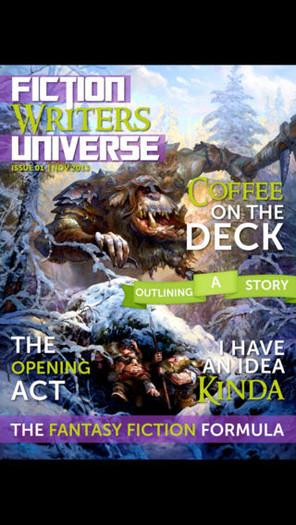 Fiction Writer's Universe
