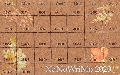 Desktop Calendar NaNoWriMo 2020.jpg