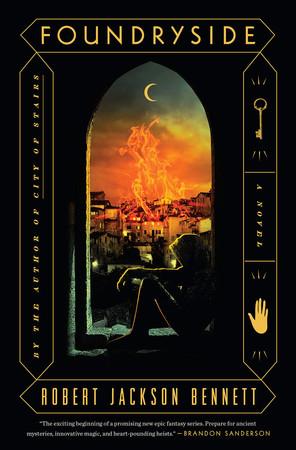 """Book Review: """"Foundryside"""" by Robert Jackson Bennett"""