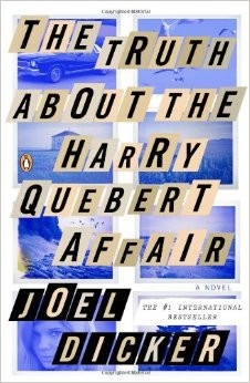 """Review: """"The Truth About The Harry Quebert Affair"""" by Joel Dicker"""