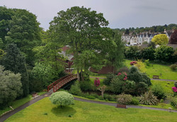 View from Brook House
