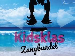 Zangbundel Kidsklas is uit!