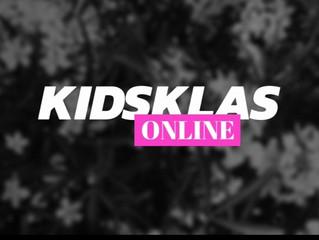 gezamelijke meezingvideo en Kidsklas online