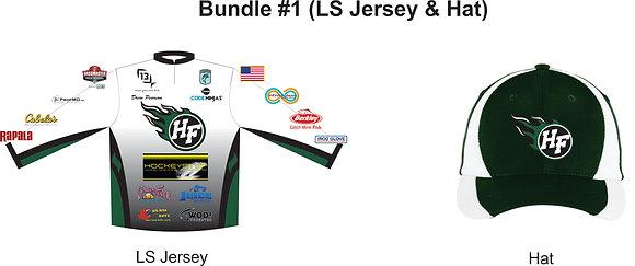Bundle #1 - LS Jersey + Hat