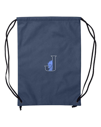 Cinch Sack - Embroidered Logo - 2 Color Choices