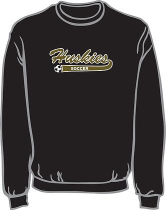 Crewneck Sweatshirt w/Sports Ball