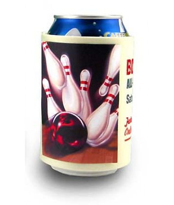 Custom Sublimated Can Koozie 2 Sided - For 12 oz Can