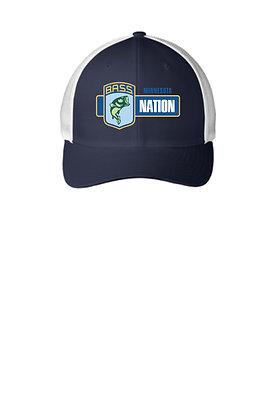 C812 Port Authority® Flexfit® Mesh Back Cap - Embroidered Logo