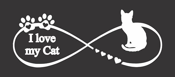 I Love My Cat 1