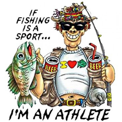 If Fishing Is A Sport