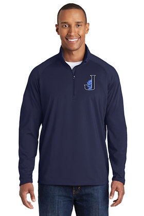 Men's 1/4 Zip Pullover ST850 - Embroidered