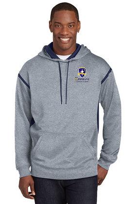 Sport-Tek® F246 Tech Fleece Hooded Sweatshirt - Embroidered (4 Logo Opt)