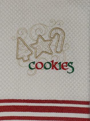 Cookies Kitchen Towel