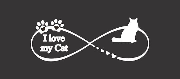 I Love My Cat 2