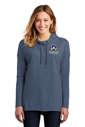 ST225 Sport-Tek® Electric Heather Fleece Hoodie - Embroidered (4 Logo Opt